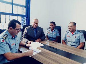 INBRADIM assina convênio estendendo benefícios para a Associação do Corpo de Bombeiros Militar – Salvar