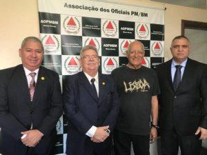 FENEME participa de Congresso Brasileiro de Ciências Militares em Belo Horizonte – MG