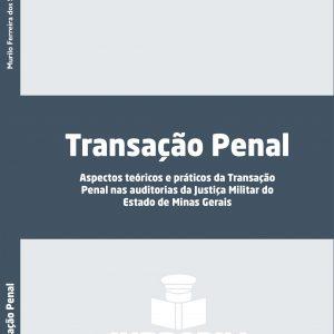 E-Book – TRANSAÇÃO PENAL